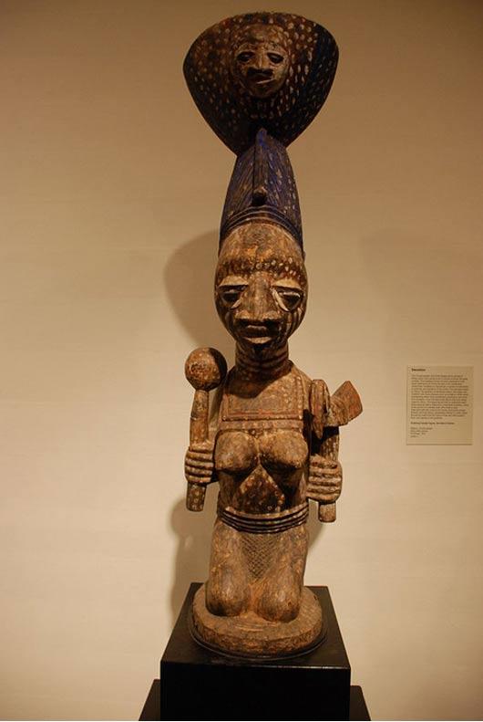 mítoszok és legendák a termékenységről 4 Mítoszok és legendák a termékenységről 4. Oshun